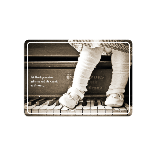PETIT PETOU - card - little miracle - 125