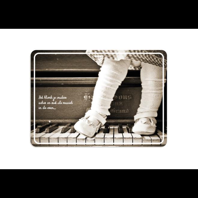 PETIT PETOU - card - little miracle