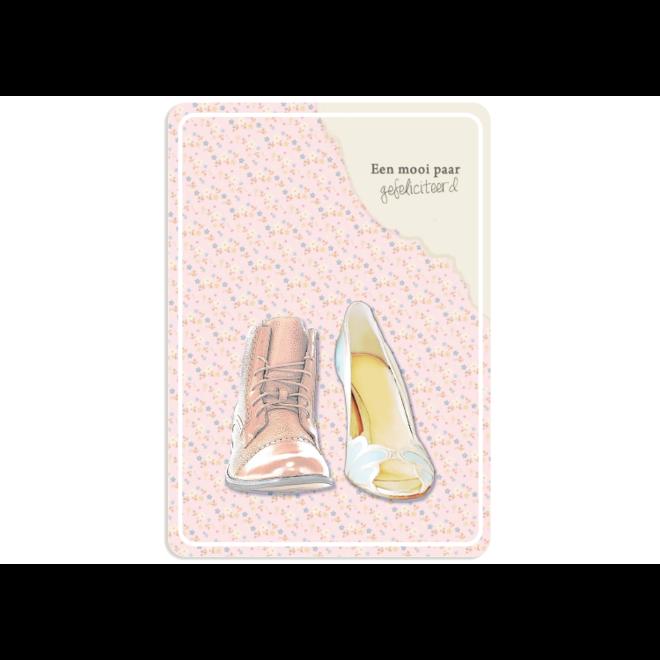 PETIT PETOU - kaart - een mooi paar