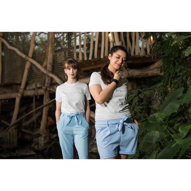 CDKN_women - alladin broek met zakken en smalle pijpen