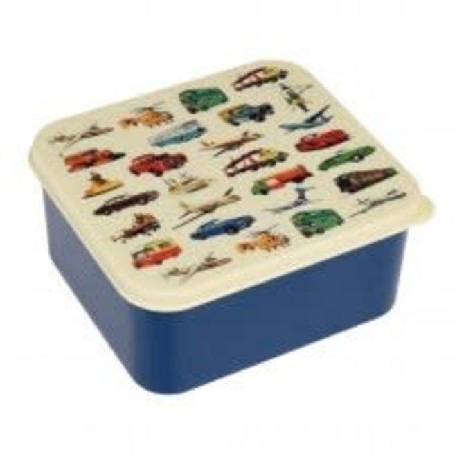 VISJES EN CO - lunch box - transport