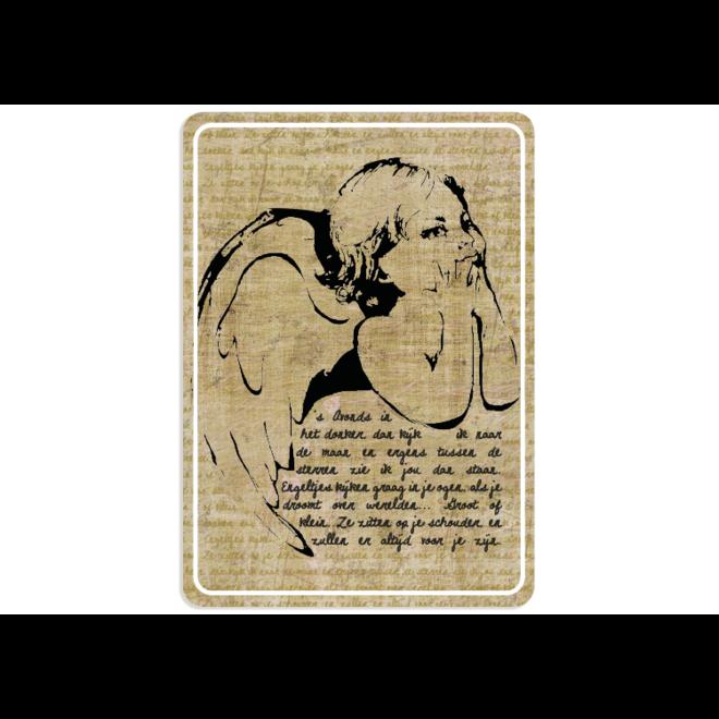 PETIT PETOU - card - memories - 902
