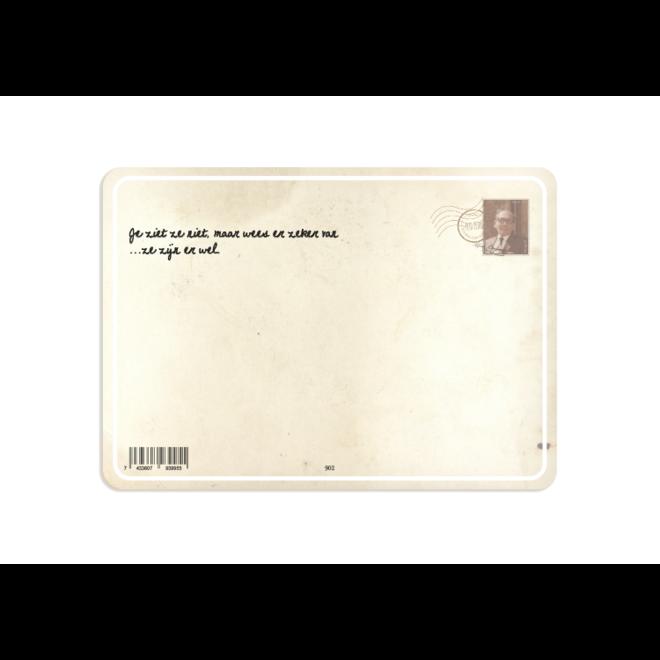 PETIT PETOU - card - memories