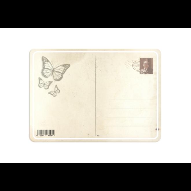 PETIT PETOU - card - good luck