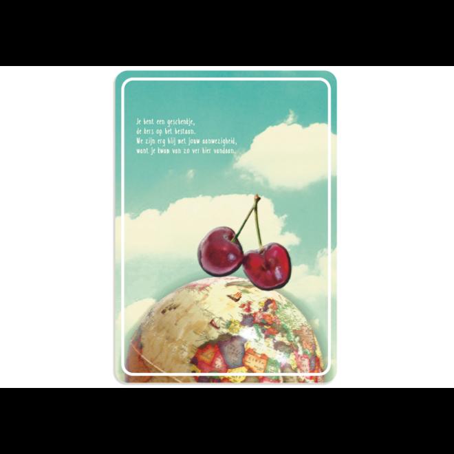 PETIT PETOU - card - adopted child - 124