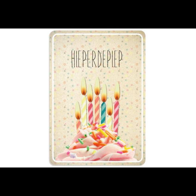 PETIT PETOU - card - hooray