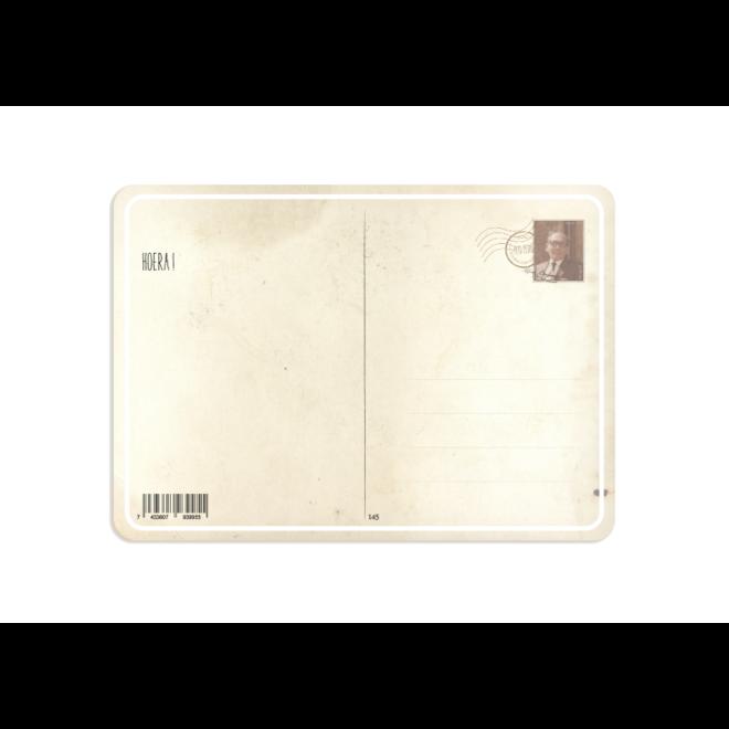 PETIT PETOU - kaart - hieperdepiep