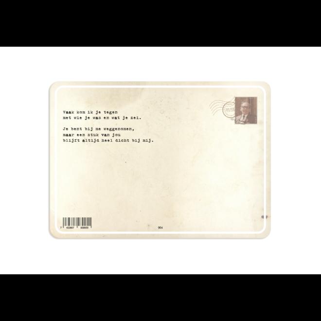 PETIT PETOU - card - close to me