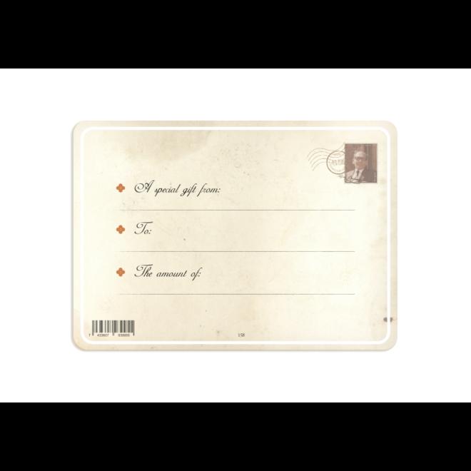 PETIT PETOU - card - gift voucher