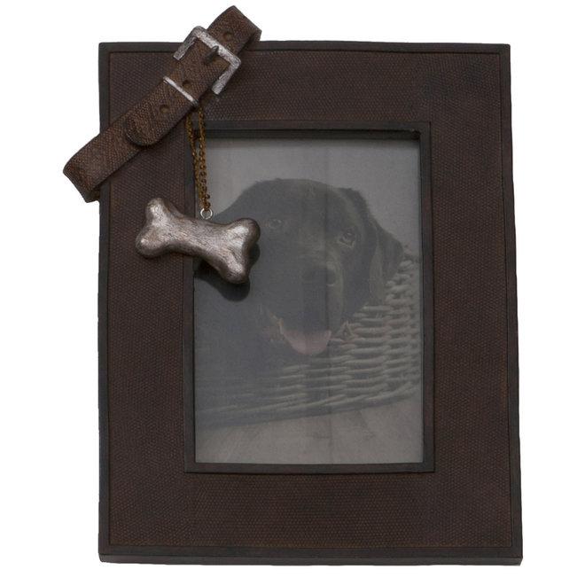 MAXPETWOOD - photo frame - dog belt