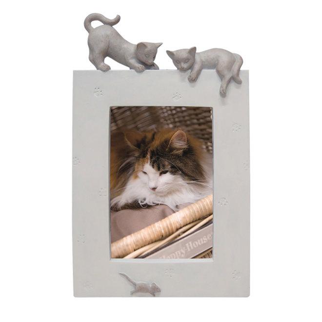 fotolijst staand - kat