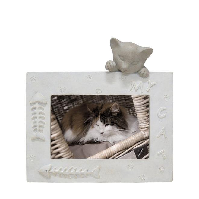 fotolijst liggend - kat