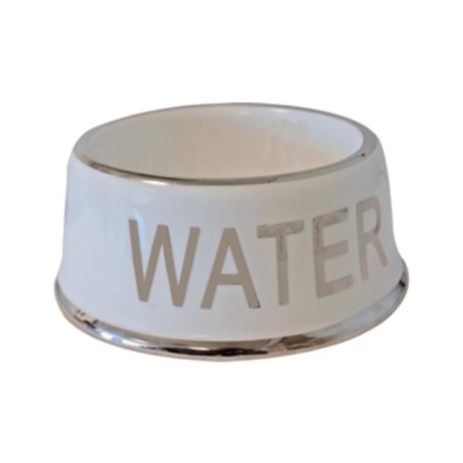 bak - zilver water