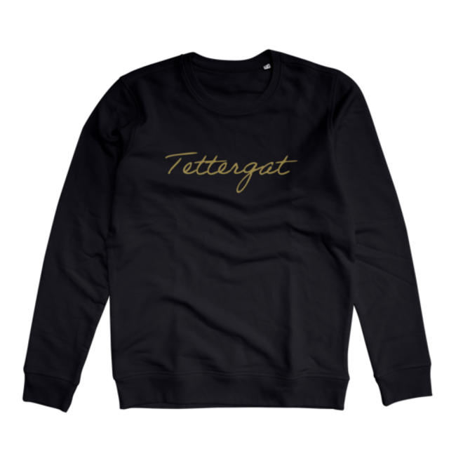 JOH CLOTHING - Tettergat - sweater - gold