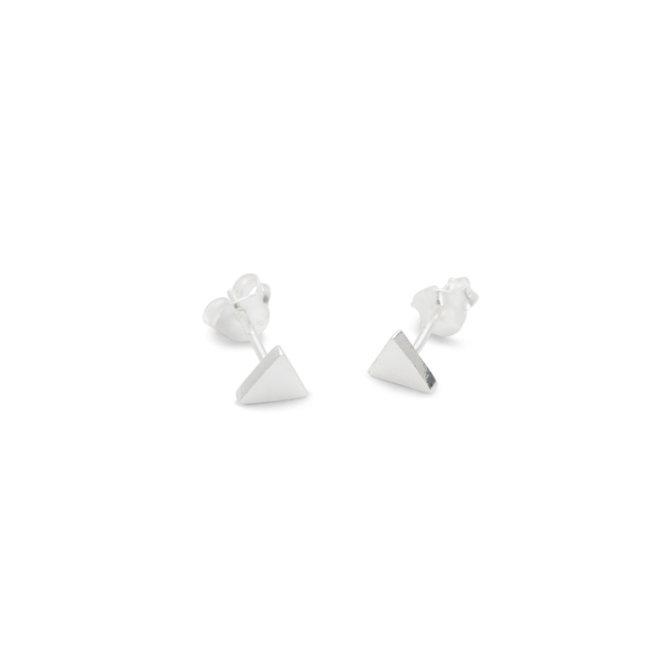 SETAREH - ear stud - triangle
