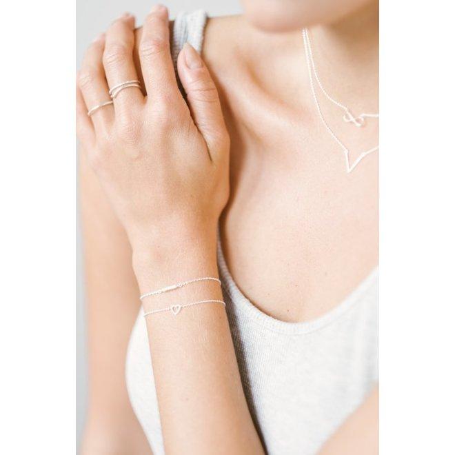 SETAREH - necklace - infinity