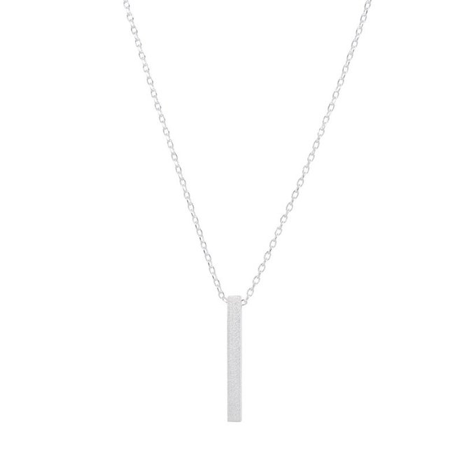 SETAREH - necklace - bar straight