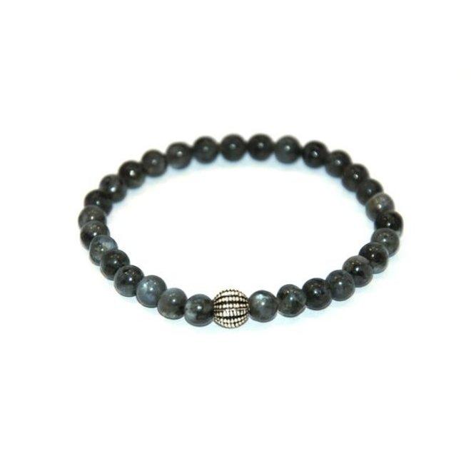 CASCADE - bracelet - labradorite