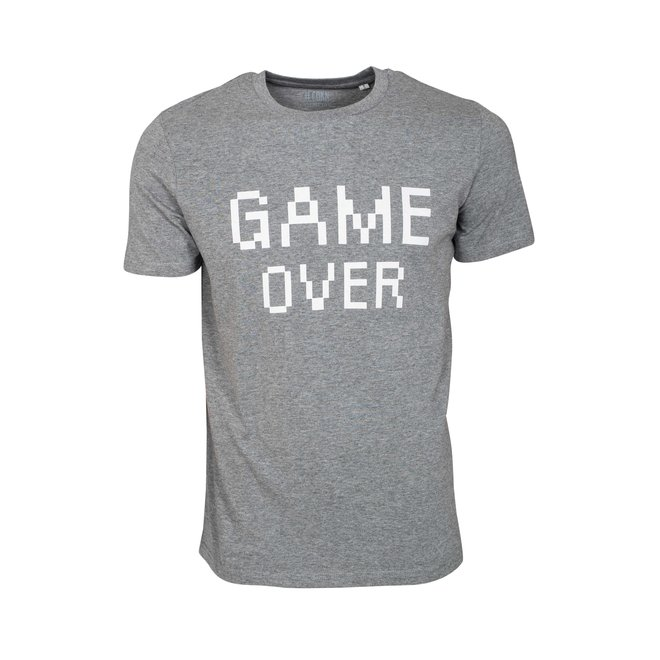 CDKN_official - game over round neck t shirt