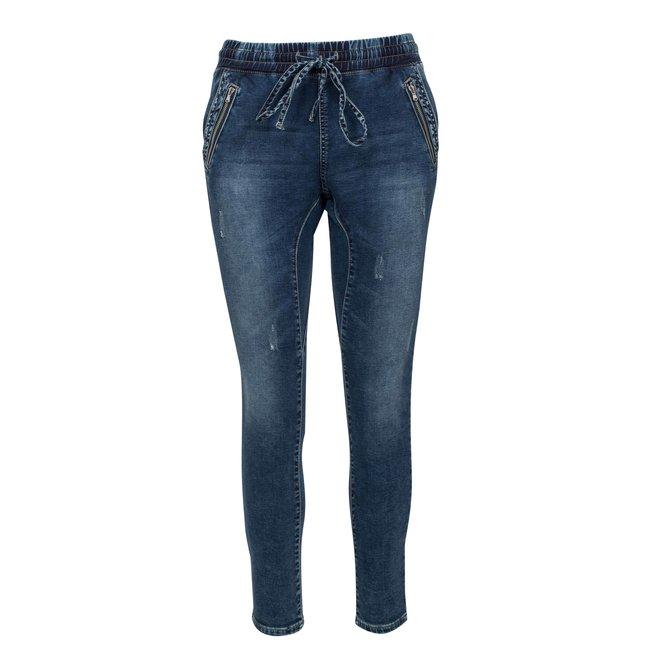 CDKN_women - donkere boyfriend jeans Tokix3 L691