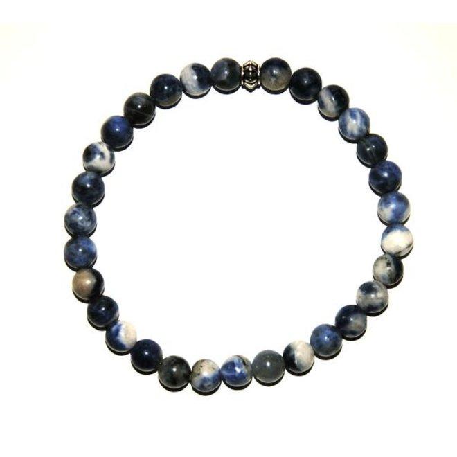 CASCADE - bracelet - sodalite