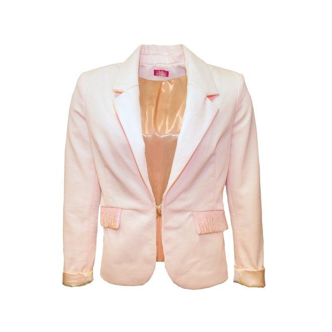 TUTU CHIC - jacket - proposal blush