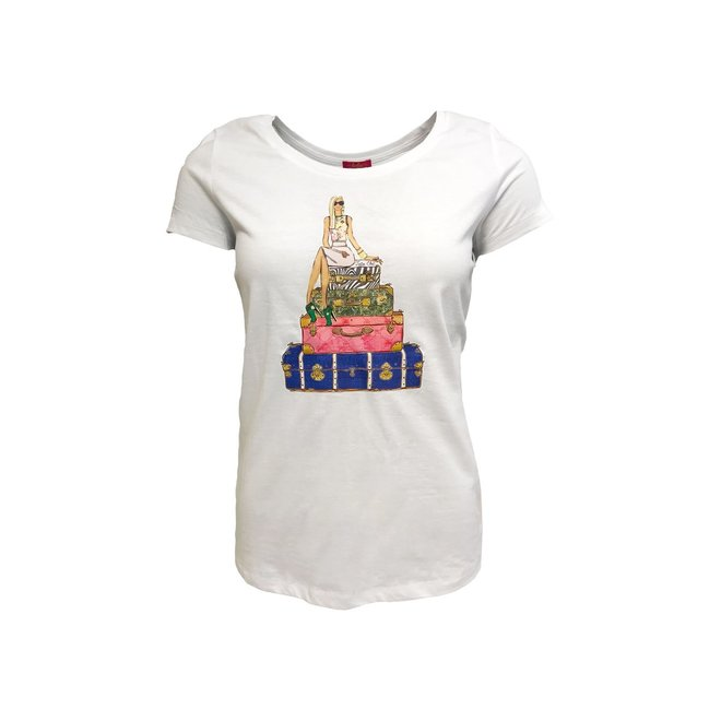 TUTU CHIC - t-shirt - santa cruz