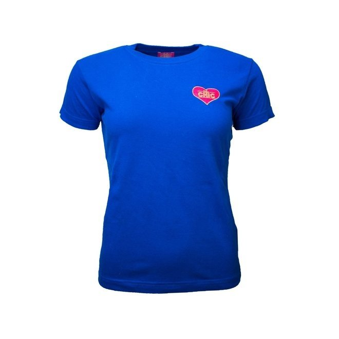 TUTU CHIC - t-shirt - azur