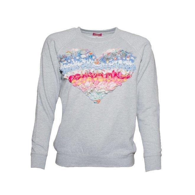 TUTU CHIC - sweater - love 2.0
