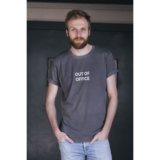 JOH CLOTHING - out of office 2.0 - t-shirt