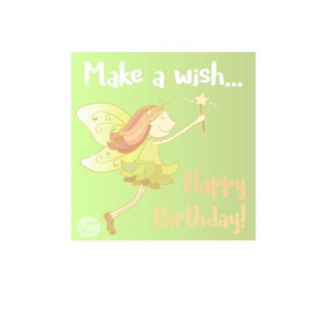 LE PETIT DÉTAIL - postkaart - make a wish