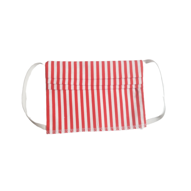 ATELIER SABRA - mondmasker kinderen - rode streep