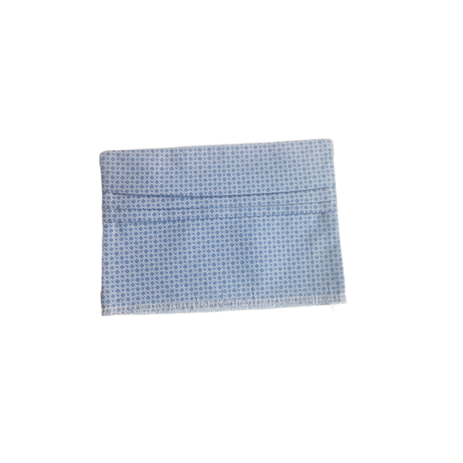 ATELIER SABRA - mondmasker kinderen - blauwe stippen