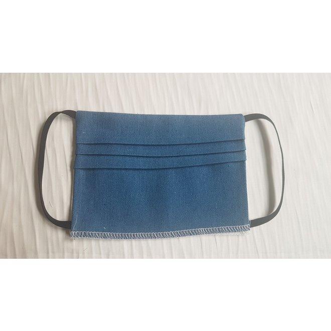 ATELIER SABRA - mondmasker volwassenen - donkerblauw