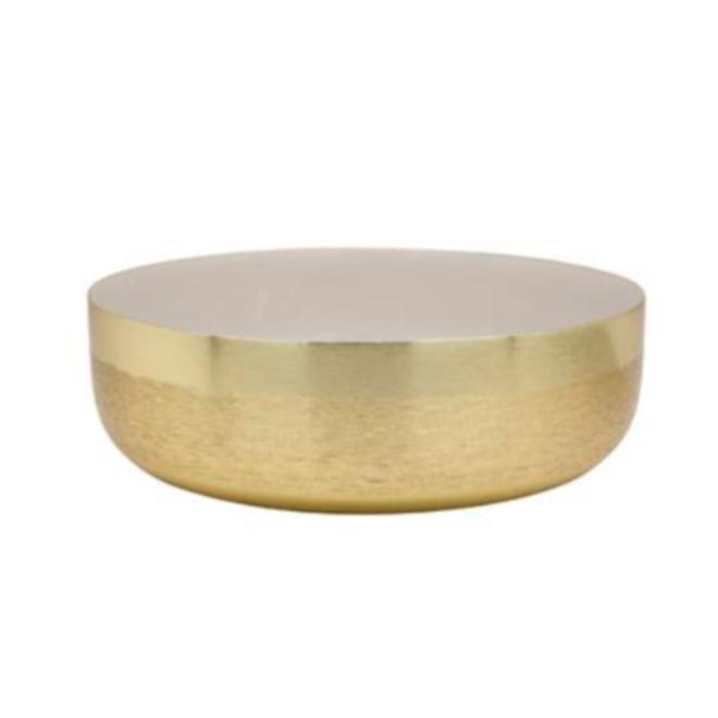Dôme deco - bowl iron with enamal