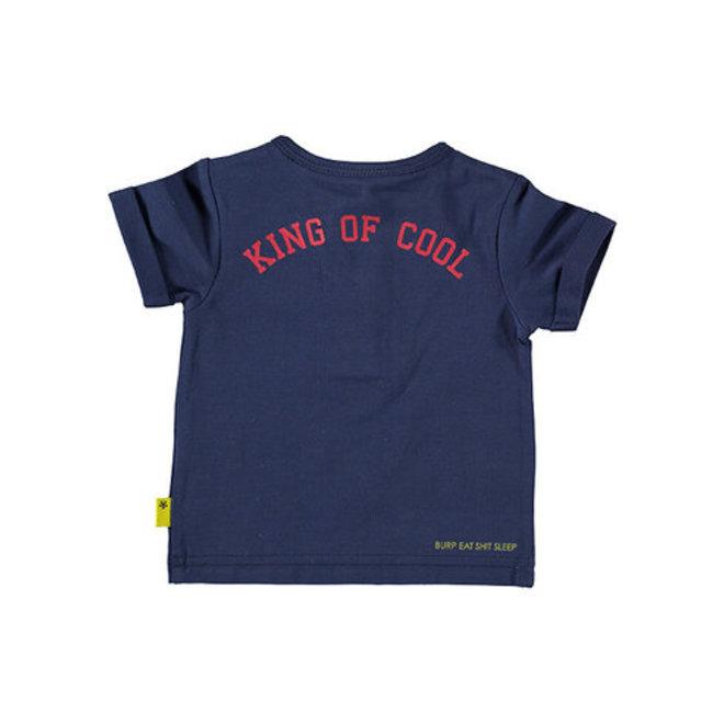 VISJES EN CO - shirt - king of cool bess