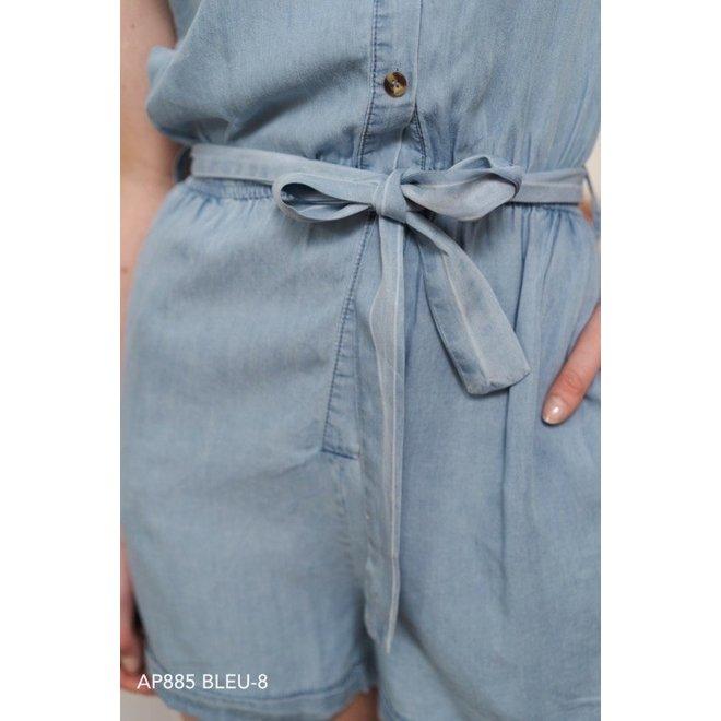 Sus & Mus - broekpakje jeans