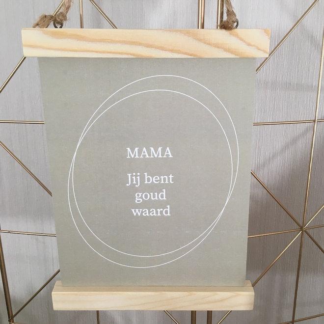 Studijoke - spreuken om mama op te leuken