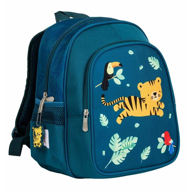 VISJES EN CO - LLC rugzak - tijger