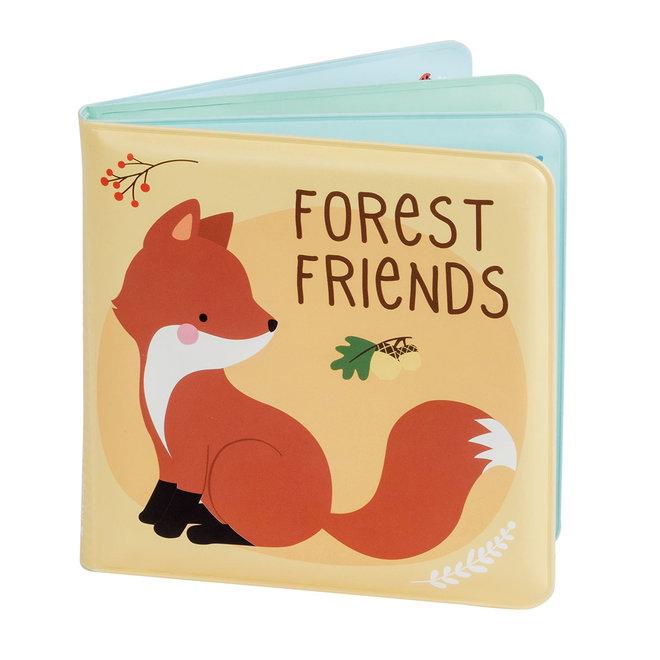 VISJES EN CO - badboekje - forest friends