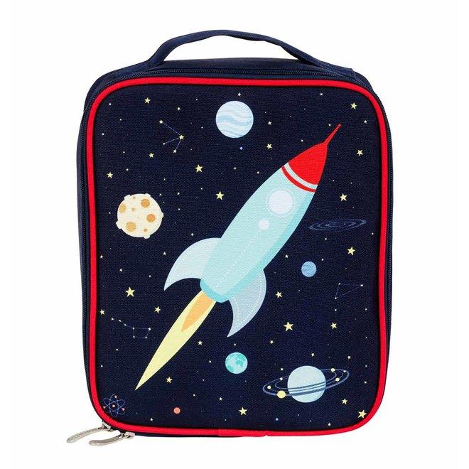 Visjes en Co: Thermische lunch bag: ruimte