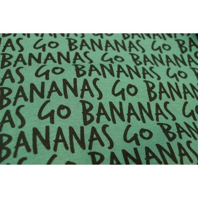 STAY CUTE sweater Go Bananas