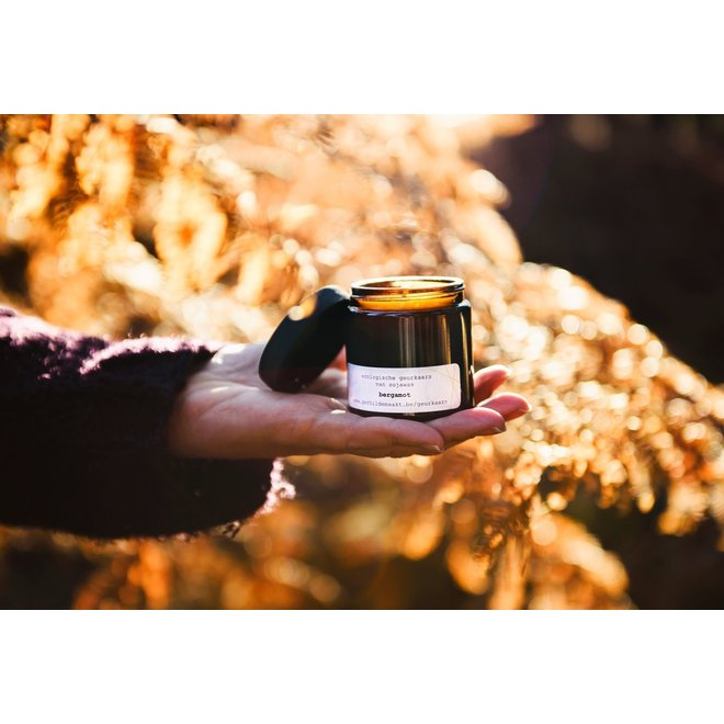 GERHILDE MAAKT - candle soy wax- bergamot