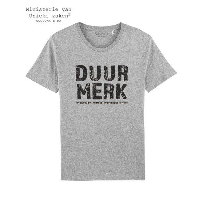 Duur Merk Approved By -T-shirt Unisex