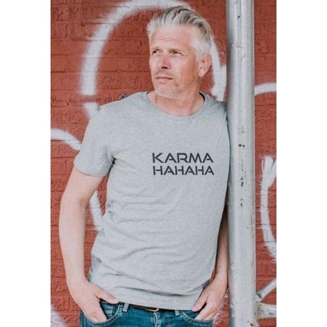 Karma HaHaHa - T-shirt man