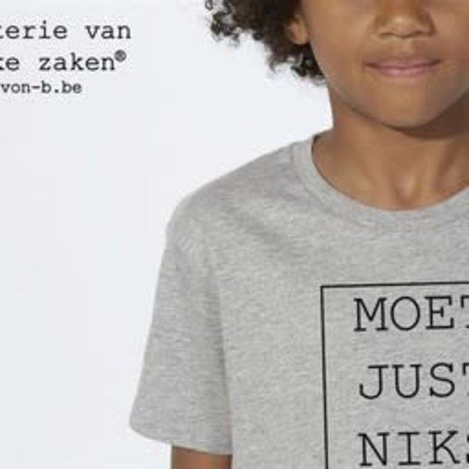 Moet Just Niks T-Shirt Kids