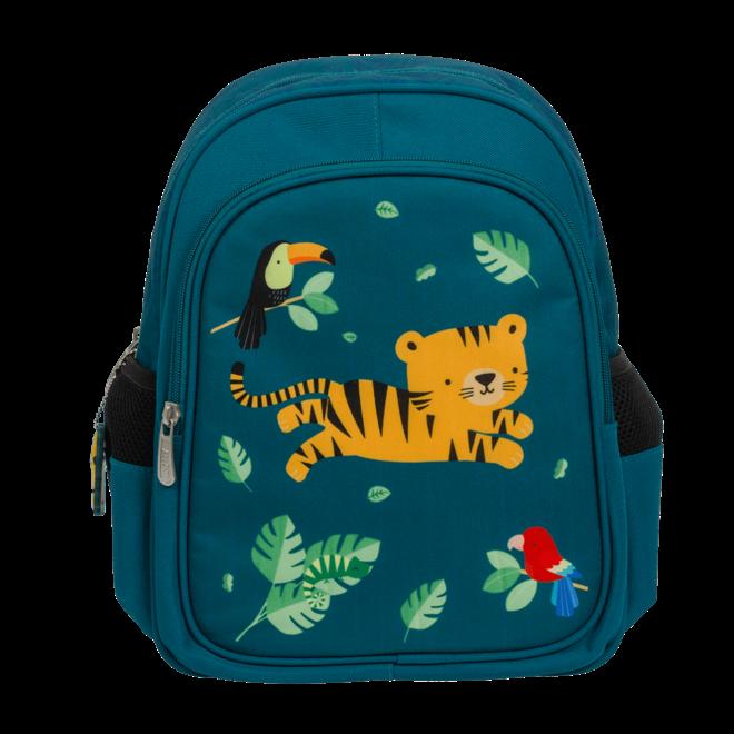 VISJES EN CO - LLC backpack - tiger