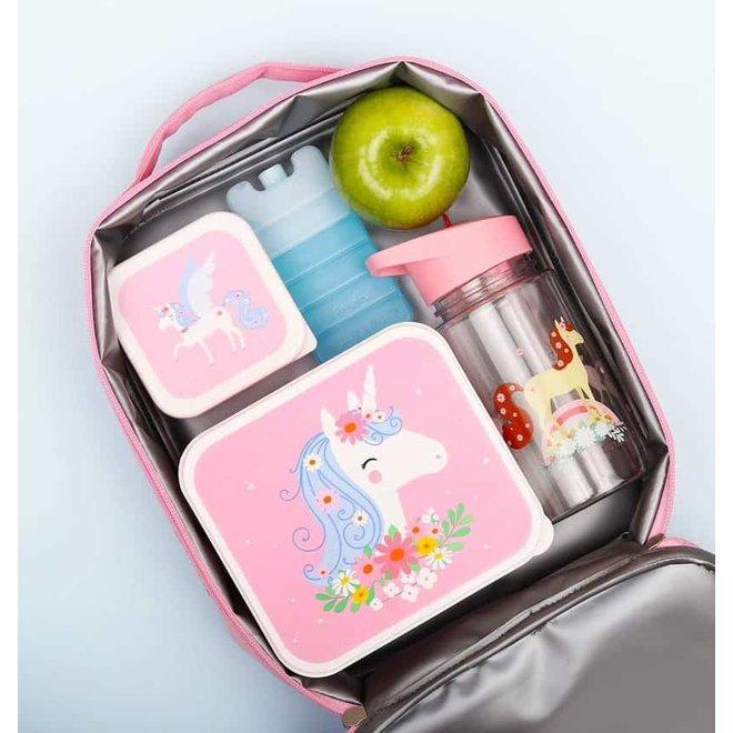 LLC:thermische lunch bag: unicorn