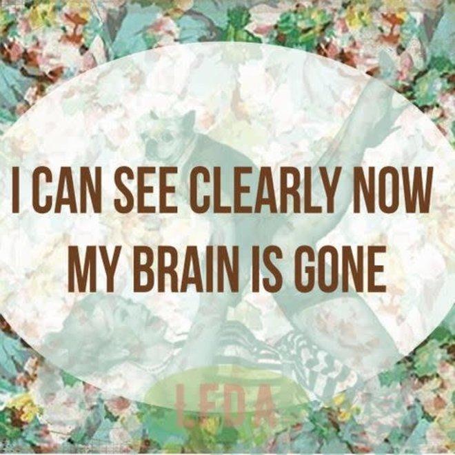 Postkaart Brain