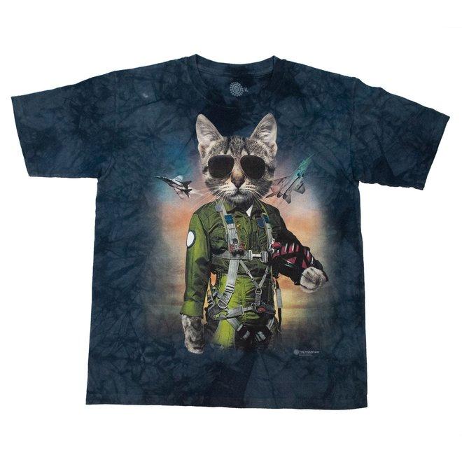 Crea Natura T-Shirt Tom Cat Child